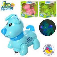 Развивающая музыкальная игрушка для малышей Собака интерактивная, Limo Toy EM070A