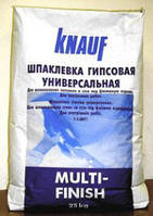 Knauf MULTI-FINISH Гипсовая шпаклевка (25кг)