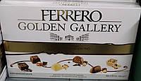 Конфеты Ferrero Rocher Golden Gallery 120г