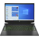 Ноутбук HP PAVILION GAMING LAPTOP 15-CS3073CL (7RQ09UA) (i7-1065G7 / 16GB RAM / 512GB SSD / MX 250 / FHD TOUCH, фото 5