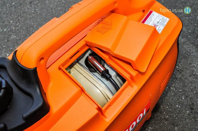 Генератор бензиновый инверторный NiK PG 2700i