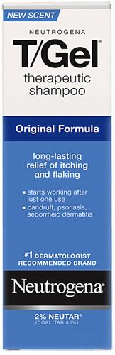 Терапевтический Шампунь Neutrogena T / Gel ® Original Formula