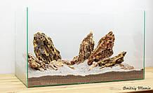 Композиція з Dragonstone K38 для акваріума (від 66л)
