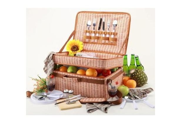 Наборы для пикника и барбекю