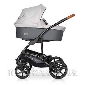 Детская универсальная коляска 2 в 1 Riko Bella Life 01 Grey Fox