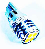 LED автолампа лед диодная BTLE1206, T10 W5W, 12В, 5Вт, Белый, фото 1