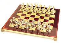 Шахматы подарочные Manopoulos Титаны  36 см