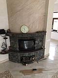 Гранитная столешница на камина Дидковичи, фото 3