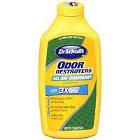 Dr. Scholl's Порошковый Дезодорант от запаха на весь день