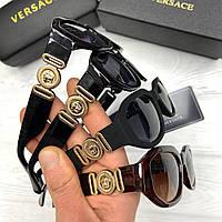 Модные женские солнцезащитные очки Versace