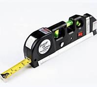 Лазерний рівень нівелір Fixit Laser Level Pro 3 +рулетка+рівень