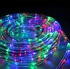 Светодиодный шланг для украшения дома Xmas Rope Light мультицвет, 20м, 6W, уличная гирлянда Xmas Rope,