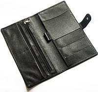 Дорожнє портмоне для документів і квитків Air ORGANIZE C021 чорний, фото 1