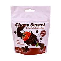 Конфеты из сухофруктов в шоколаде Choco Secret. Чернослив с томатами, 50 г