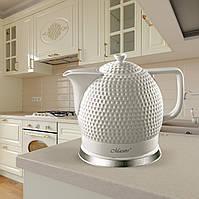 Керамический электрочайник Maestro MR-067 (1,5 л, 1200 Вт)   кухонный электрический чайник Маэстро, Маестро
