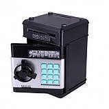 Электронная копилка «персональный банк» черный, фото 6