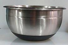 Миска нержавіюча кругла V 4350 мл Ø 260 мм (шт)