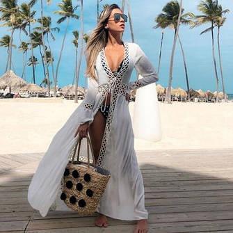 Туніки пляжні