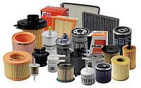 Фильтр топливный Z-307 (аналог GB-608) дизельный угол.ZOLLEX