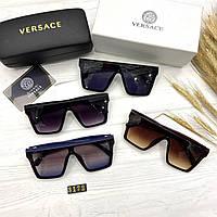 Модные женские брендовые солнцезащитные очки Versace