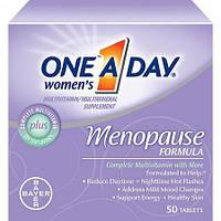 One A Day® Витамины при Климаксе для Женщин, 50 таблеток