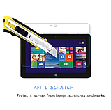 "Антиблікова захисна плівка на екран планшета 10.8"", для Dell 7140, 7139, 5130, 7130, фото 3"