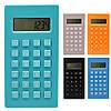 Калькулятор простой карманный Ceksum ZC-002 разные цвета, 8-разрядный, пластик, карманный калькулятор,