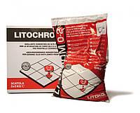 Litokol LITOCHROM 0-2 - цементная затирка для швов шириной до 2 мм 5 кг