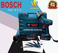 Шабельна пила Bosch GSA 18 V-LI акумуляторна шабельна пила Bosch