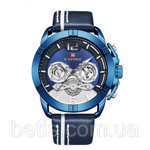 Naviforce NF9168 Blue-White