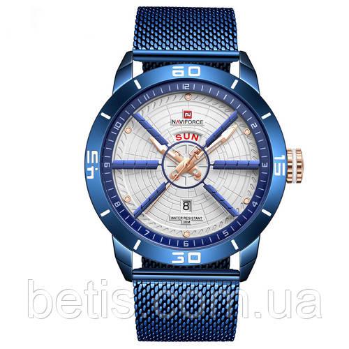 Naviforce NF9155 Blue-White