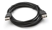 Кабель удлинитель usb 2.0/1.0 AM-AF мама-папа (1.5/5м) шнур, принтер, ск, фото 1