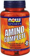 Комплекс Аминокислот / Amino Complete, 3000 мг 120 капсул