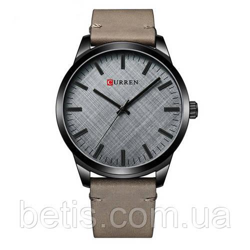 Curren 8386 Gray-Black