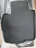 Оригинальные коврики на Mitsubishi Lancer X