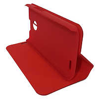 Чехол книжка для Lenovo A820 Красный