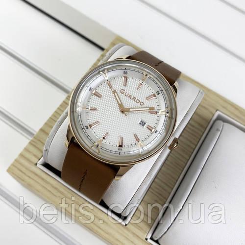 Guardo 012651-6 Brown-Cuprum-White