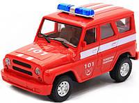 Машинка УАЗ Пожежна Охорона