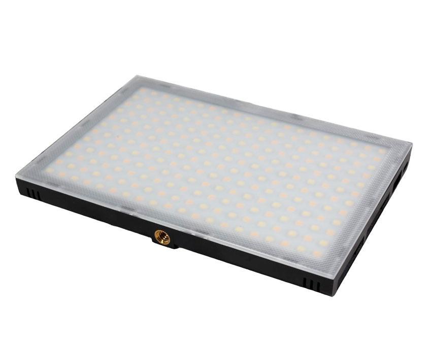 Універсальна LED панель LUXCEO P02 з функцією PowerBank