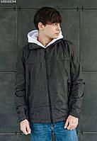 Куртка Staff zip graphite графит MBM0094 S, 46