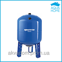 Гидроаккумулятор  AquaSystem VAV 100 (вертикальный), фото 1