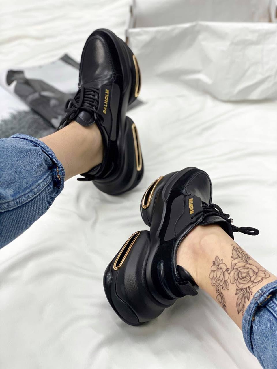 Жіночі кросівки в стилі BALNQLM 37-41р.