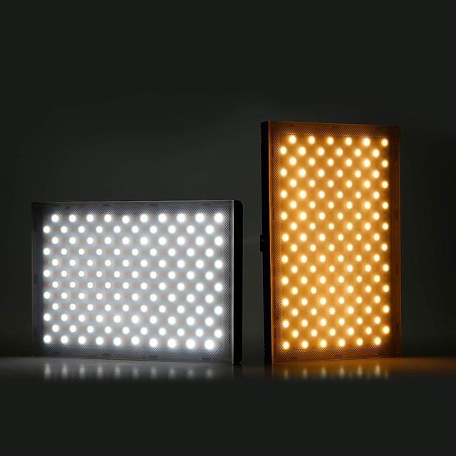 Видеосвет, LED панель LUXCEO P02 колірна температура