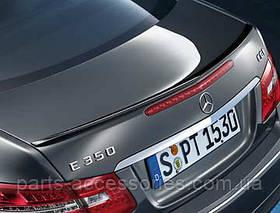Mercedes E-Class W207 W 207 купе спойлер на багажник новий оригінальний