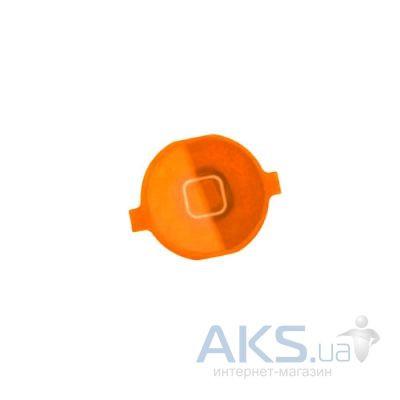 Кнопка Apple iPhone 4S возврата в главное меню Orange