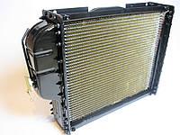 Радіатор водяного охолодження Д-240 (алюмінієвий) на МТЗ (70У-1301010)