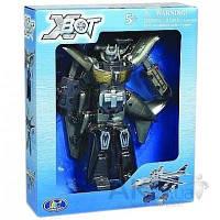 Трансформер Happy Well X-Bot Джамбобот (HW98021-AR)