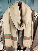 Шарф палантин платок Gucci Гуччи