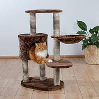 Напольная когтеточка-игровой комплекс для кошек Trixie Moriles