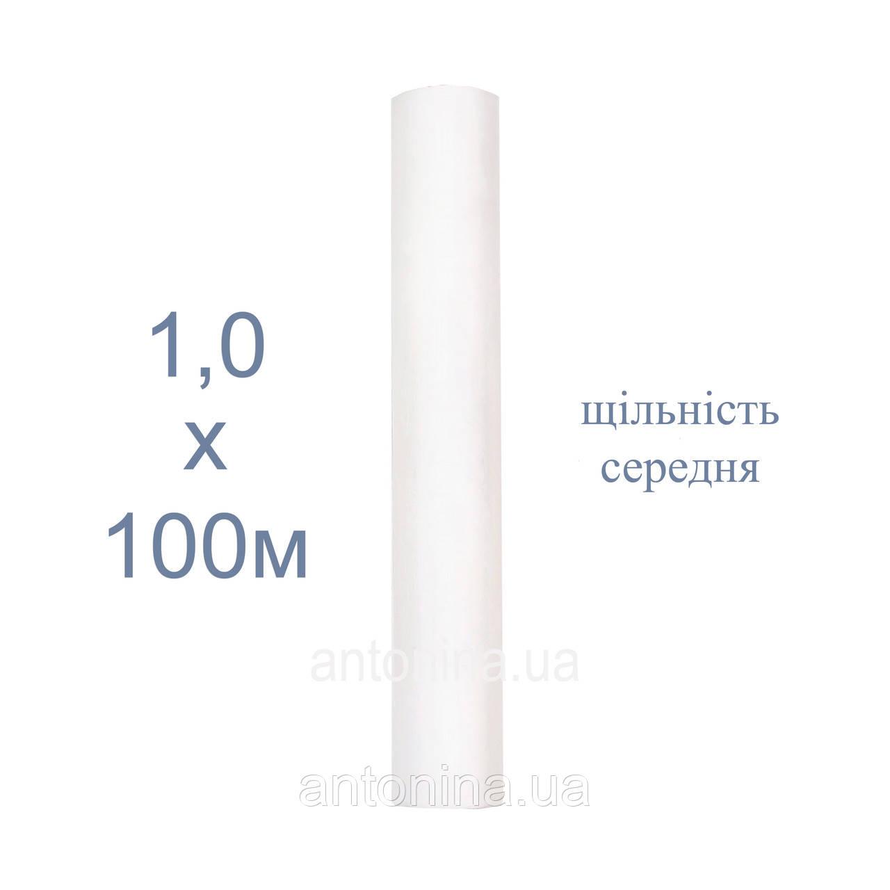"Простыни одноразовые белые 1,0х100м (пл.средн) ТМ ""Антонина"", спанбонд"